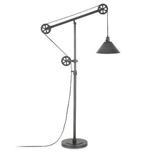 Accordian Wall Lamp Threshold/™ Includes CFL Bulb - Blue