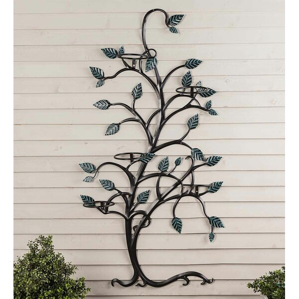 Tree Metal Trellis by Plow & Hearth