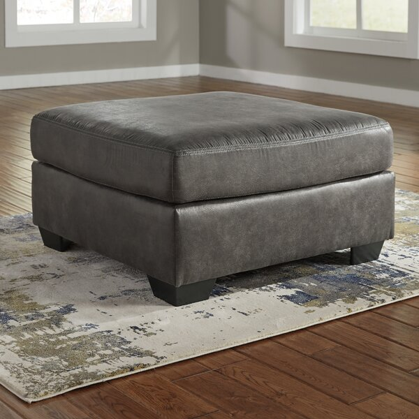 Baronets Ottoman by Red Barrel Studio