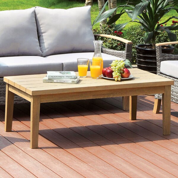 Able Contemporary Coffee Table by Gracie Oaks