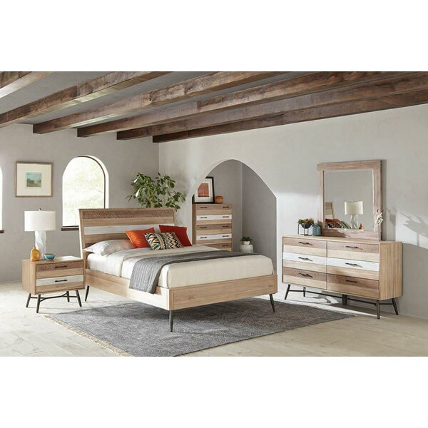 Marisa Plaform Configurable Bedroom Set by Rosecliff Heights Rosecliff Heights