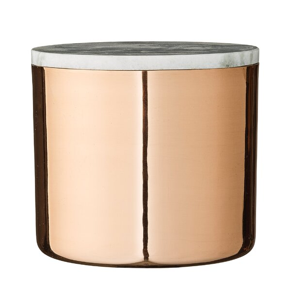 Gosnell Metal Jar Kitchen Canister by Mercury Row