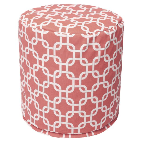 Coral Links Pouf By Majestic Home Goods Modern