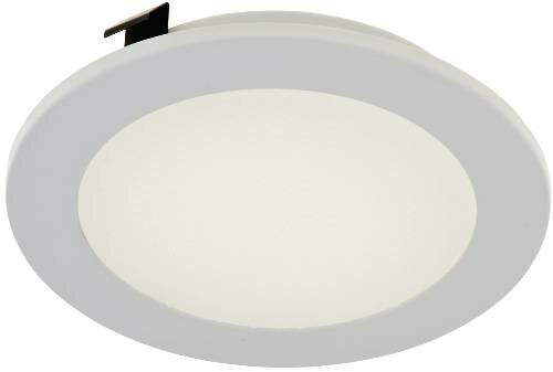 Vapor Albalite Lens 4 Recessed Trim by Monument