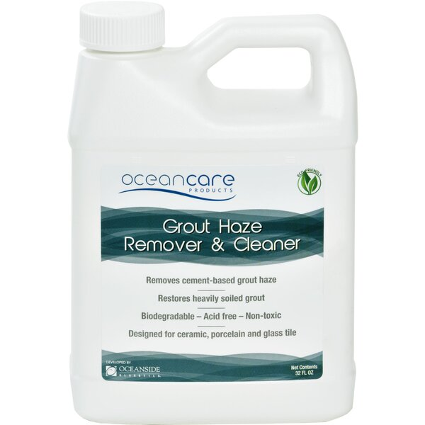 Grout Haze Remover & Cleaner Quart by Oceancare Products