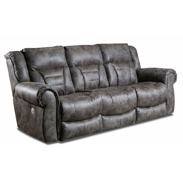 Titan Double Reclining Sofa by Southern Motion