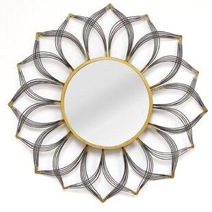 Everly Quinn Mariana Accent Wall Mirror