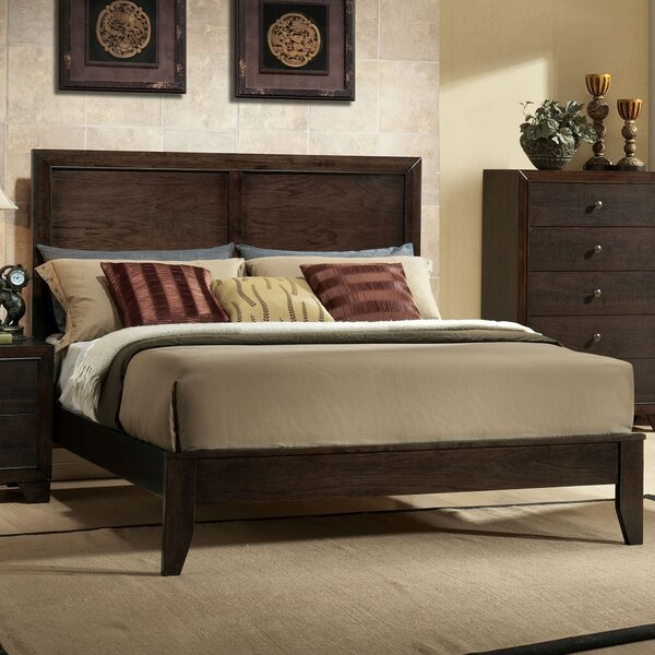 Uribe Standard Bed by Winston Porter
