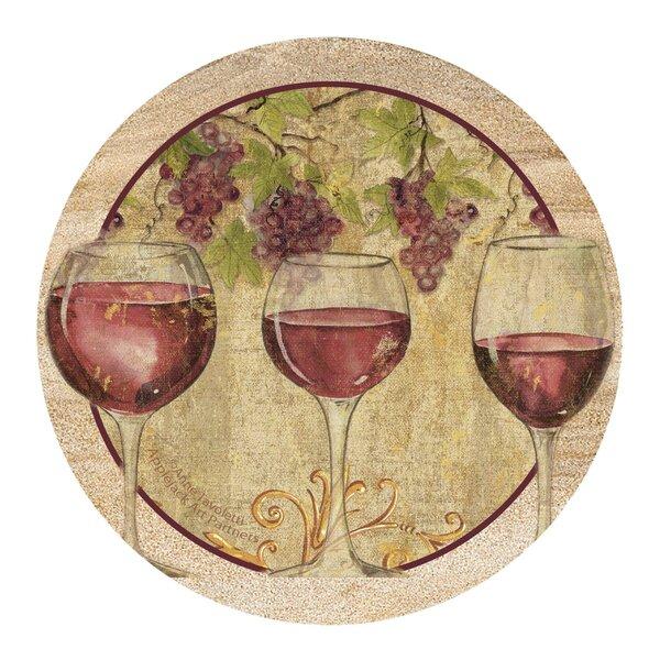 Wine Harvest II Coaster (Set of 4) by Thirstystone