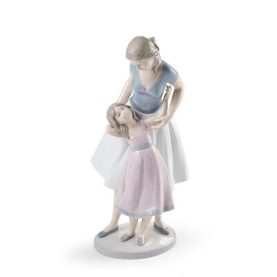 I Want to Be Like You Mother Figurine Lladro -  01008482
