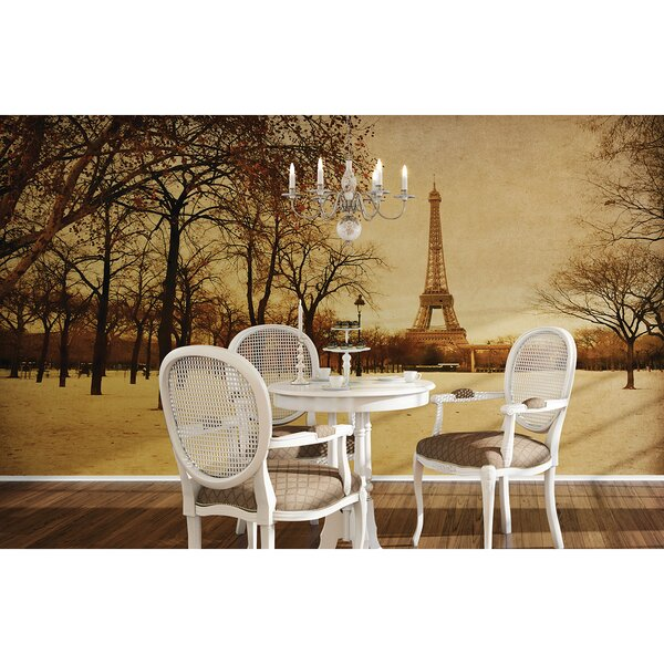 Paris Wall Mural by Brewster Home Fashions