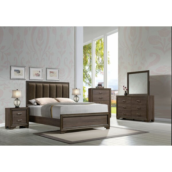 Layla Panel Configurable Bedroom Set by Foundry Select