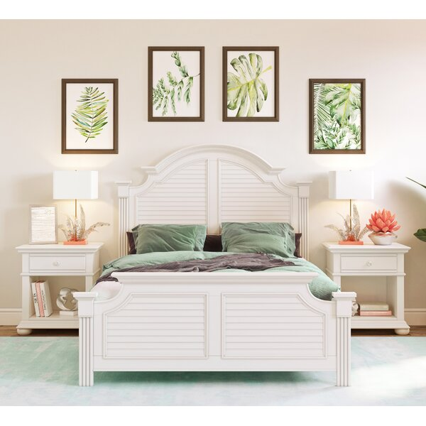 Kaleb Standard Bed by Beachcrest Home