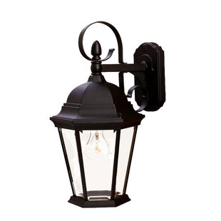 Find the perfect Prangins 1-Light Outdoor Wall Lantern By Astoria Grand
