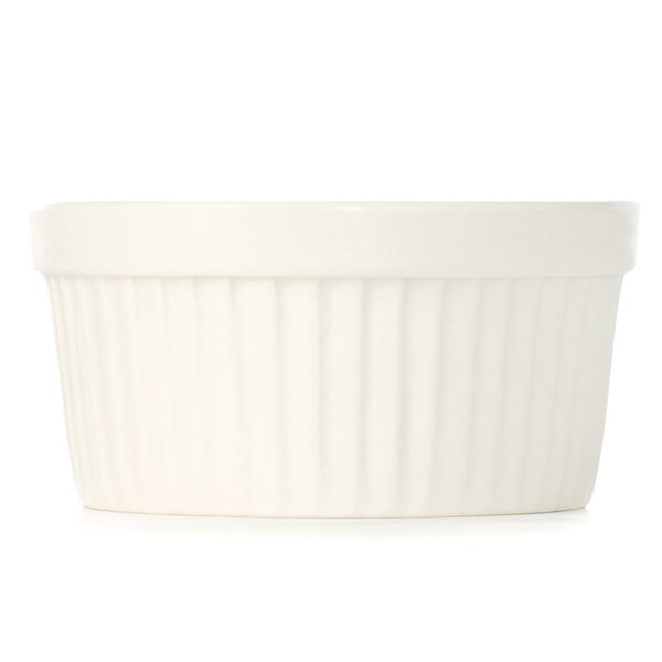 Bianco Ramekin (Set of 6) by BergHOFF International