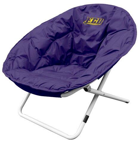 Collegiate Sphere Chair - East Carolina by Logo Brands