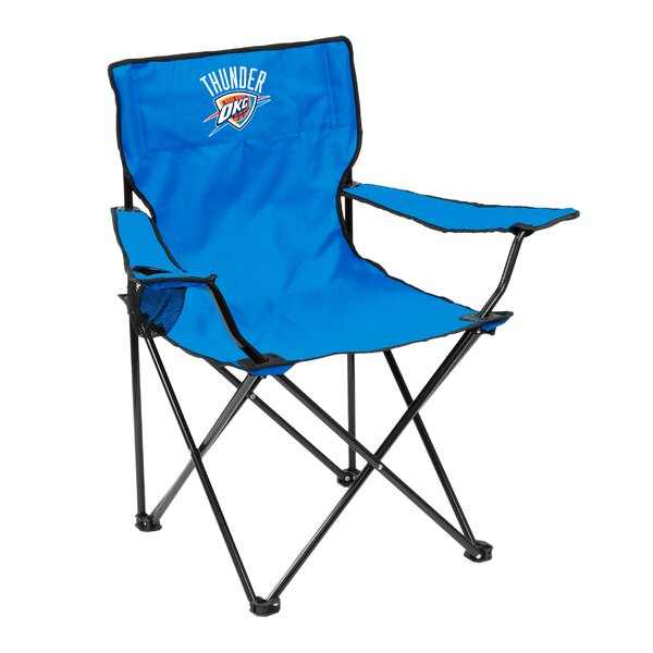 NBA Quad Camping Chair by Logo Brands
