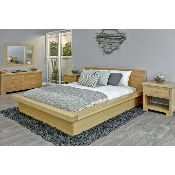 Acosta Platform Bed by Millwood Pines