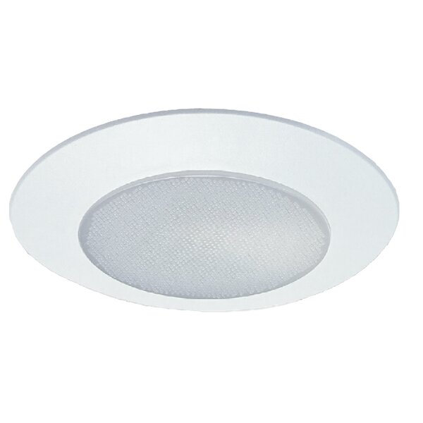 Lexan Flat Opal Shower 6 Recessed Trim by Royal Pacific