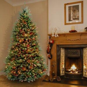 Christmas Trees You'll Love Wayfair - Multi Color Christmas Tree Decorations