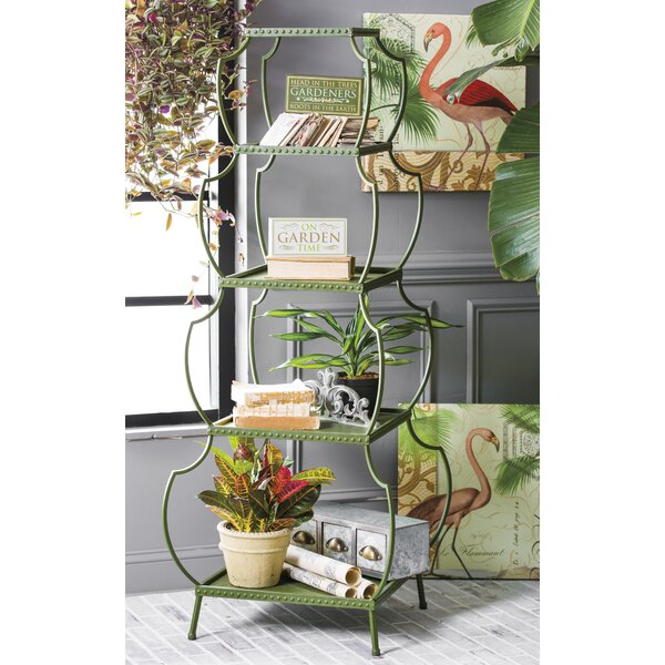Maryland Etagere Bookcase by Bay Isle Home