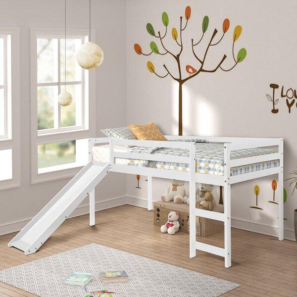 Slaton Kids Twin Loft Bed by Isabelle & Max