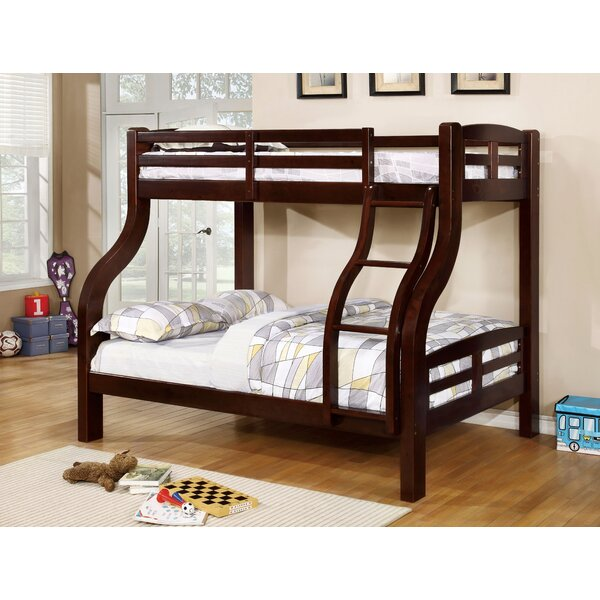 Dillon Twin over Full Bunk Bed by Harriet Bee