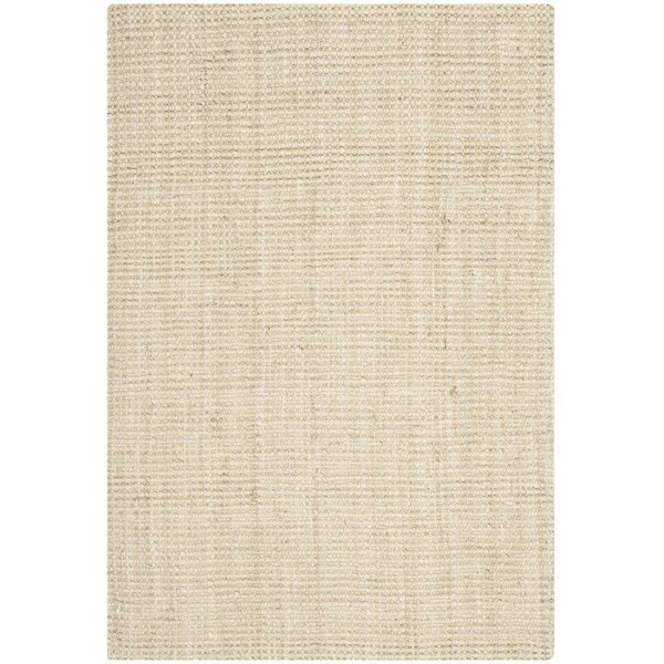 Muriel Hand-Woven Ivory Area Rug by Laurel Foundry