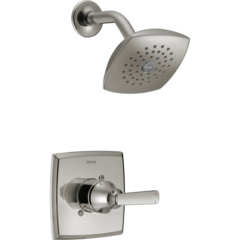 T14264 Ss Rb Delta Ashlyn Thermostatic Shower Faucet Trim Reviews