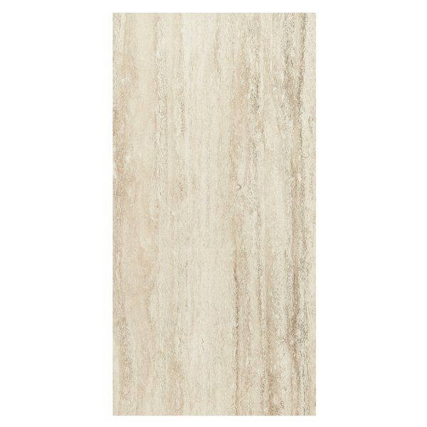 Eterna 12 x 24 Porcelain Field Tile in Beige by Casa Classica