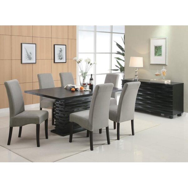 Duckworth 7 Piece Dining Set by Orren Ellis