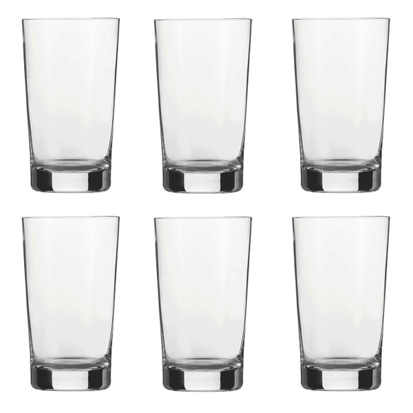 Basic Bar by Charles Schumann 11 oz. Glass Highball Glass (Set of 6) by Schott Zwiesel