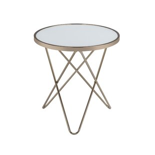 Clearance Rhiannon End Table by Langley Street