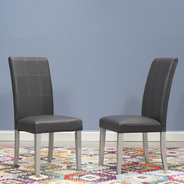 Appleby Upholstered Dining Chair (Set of 2) by Ebern Designs
