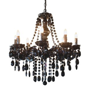 Shaurya 8-Light Crystal Chandelier