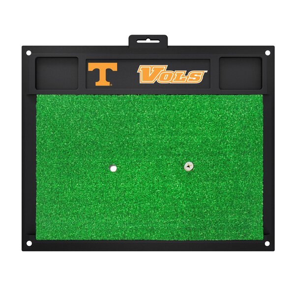 NCAA University of Tennessee Golf Hitting Mat by FANMATS