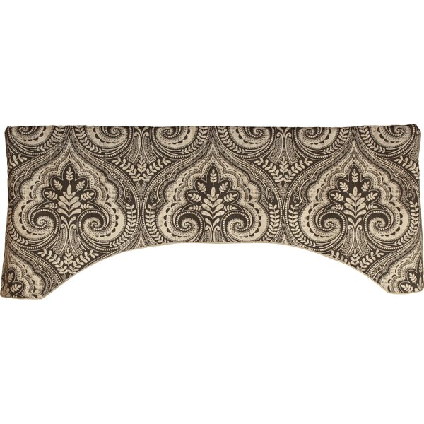 Fotheringhay Arch 50 Curtain Valance by Astoria Grand