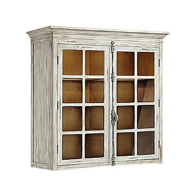 "One Allium Way Jailyn 45.5"" Wide Mahogany Wood Cabinet Top"