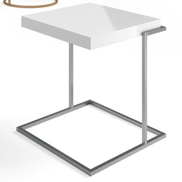 Servoquadro End Table By Pianca USA