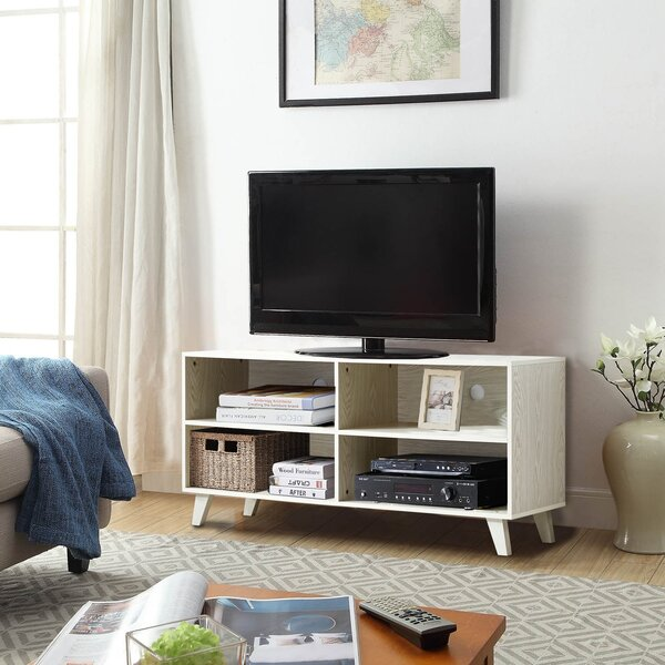 Review Adnrew TV Stand For TVs Up To 65