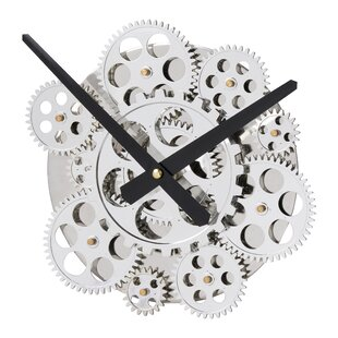 Punk 10.5 Wall Clock by Trent Austin Design