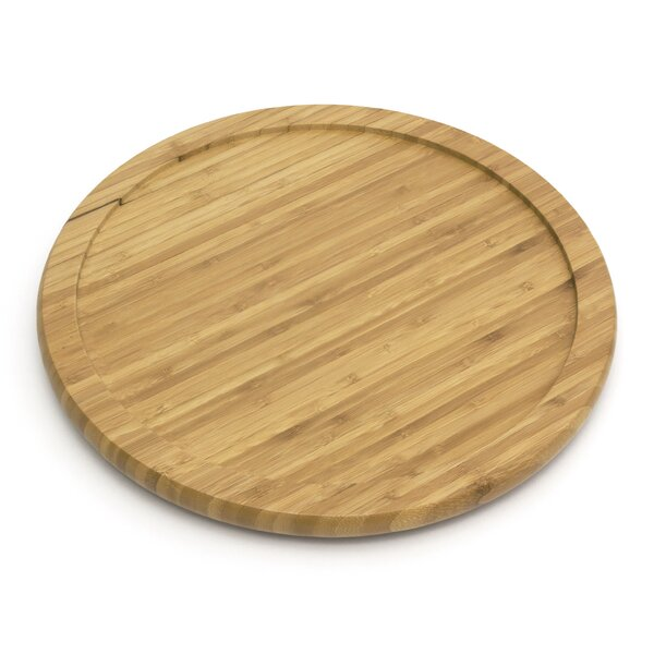 Bamboo Lazy Susan by Lipper International