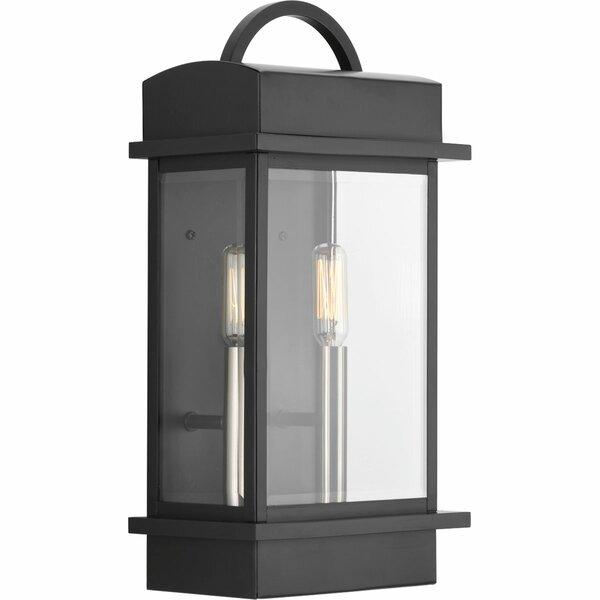 Datura 2-Light Outdoor Wall Lantern by Bloomsbury Market