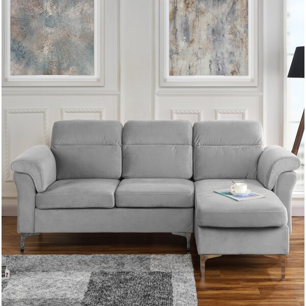 Knollwood Sectional by Ivy Bronx