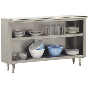 Economy Flat Top Dish Cabinet by Advance Tabco