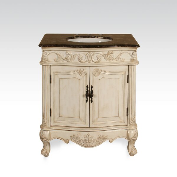 Ackerman 31 Single Bathroom Vanity Set by One Allium Way