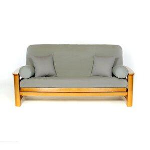 Box Cushion Futon Slipcover