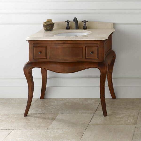Corsica 36 Single Bathroom Vanity Set by RonbowCorsica 36 Single Bathroom Vanity Set by Ronbow