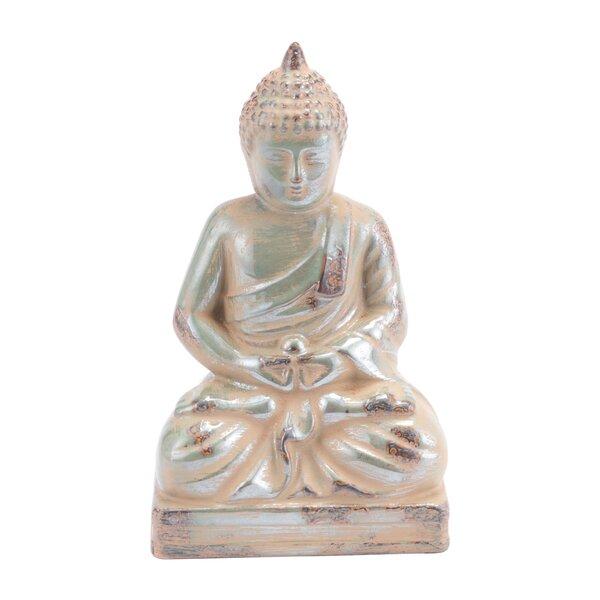 Desai Yogi Buddha Figurine by World Menagerie