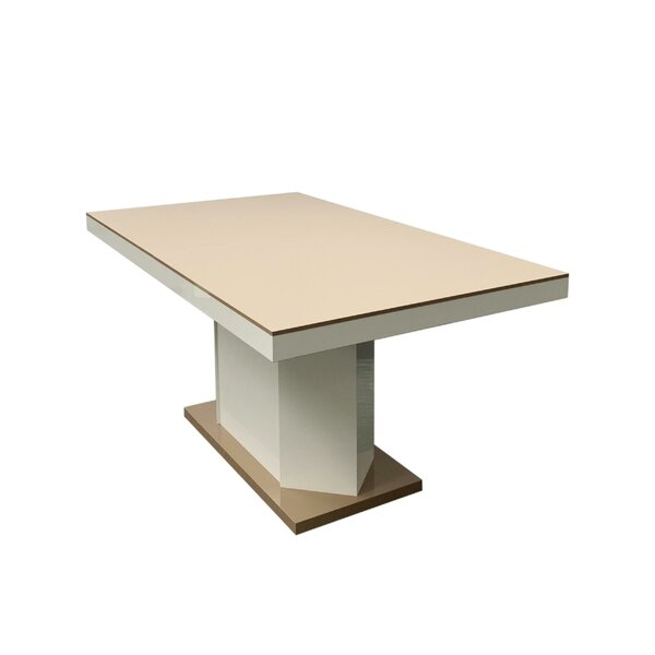 Casleton Extendable Dining Table by Orren Ellis